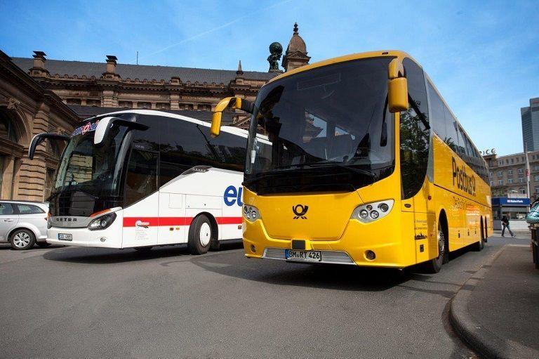 kinh nghiệm du lịch châu Âu bằng Xe bus