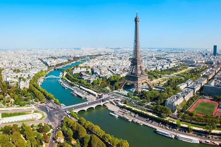 kinh nghiệm du lịch châu Âu - Thủ đô Paris