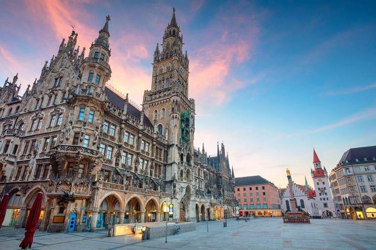 Kinh nghiệm du lịch Đức - Munich