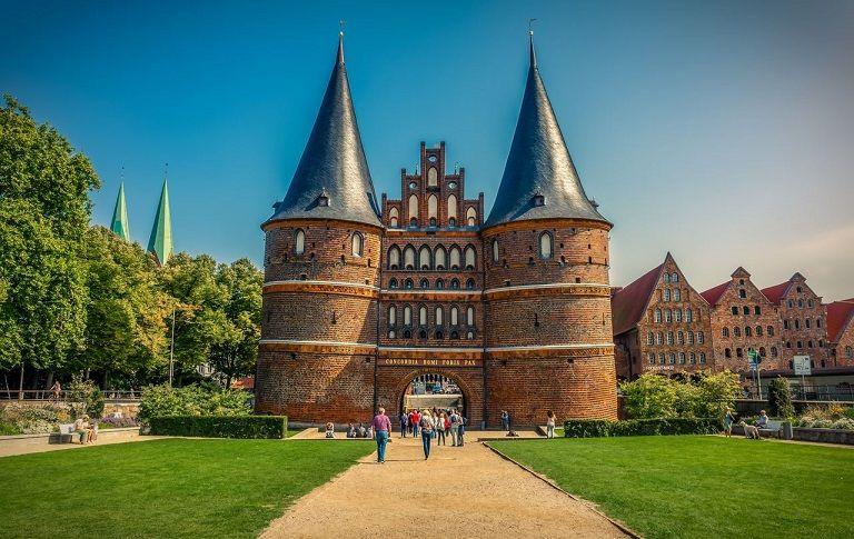 Kinh nghiệm du lịch Đức - Lubeck