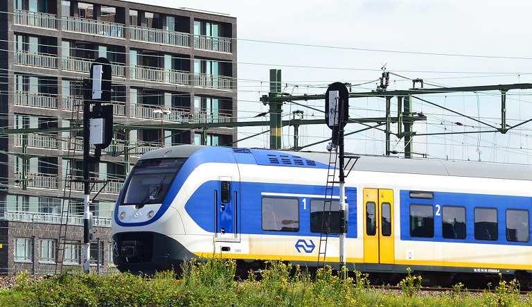 Hệ thống giao thông công cộng của Hà Lan rất phát triển