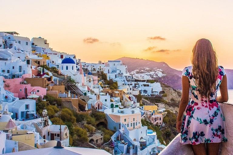 Kinh nghiệm du lịch Santorini