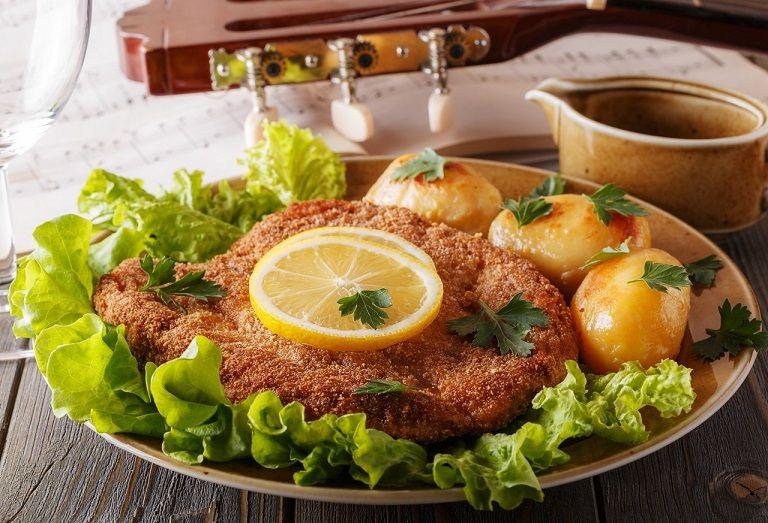 Món ăn nổi tiếng của Đức