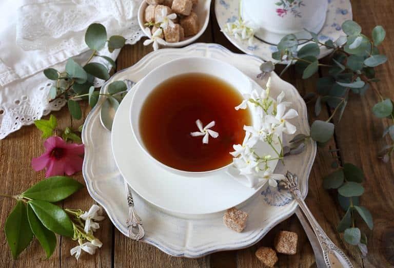 quà du lịch Anh - Các dòng trà nổi tiếng của Anh