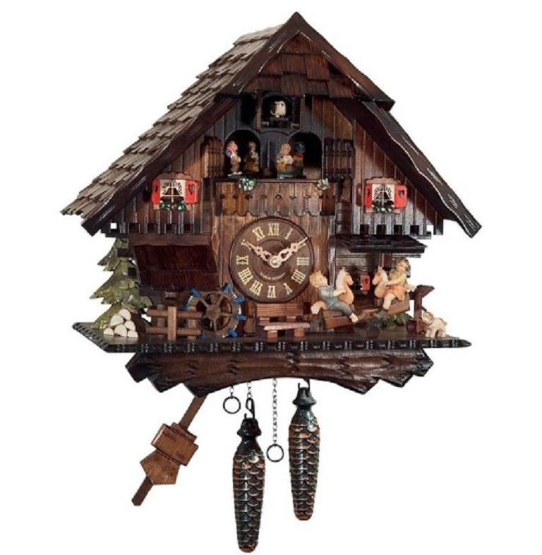 Đồng hồ cúc cu - quà du lịch Đức