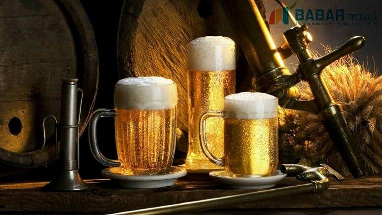 Cốc uống bia Đức