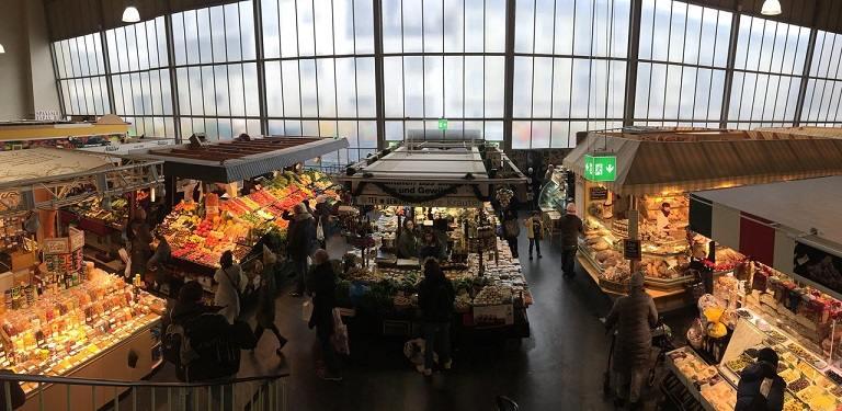 Chợ Kleinmarkthalle
