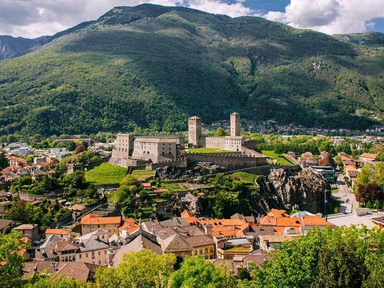 Thị trấn Bellinzona