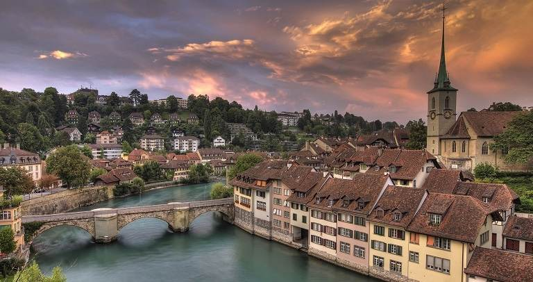 Thành phố kiến trúc Basel