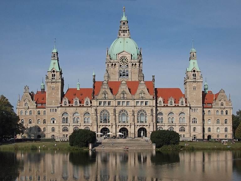 tòa thị chính Rathaus