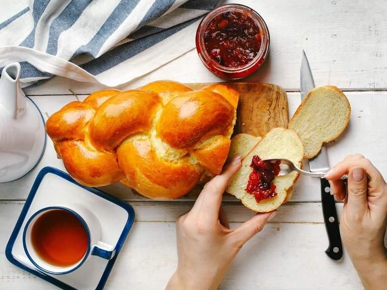 Zopf – Bánh mì tết phổ biến nhất Thụy Sĩ