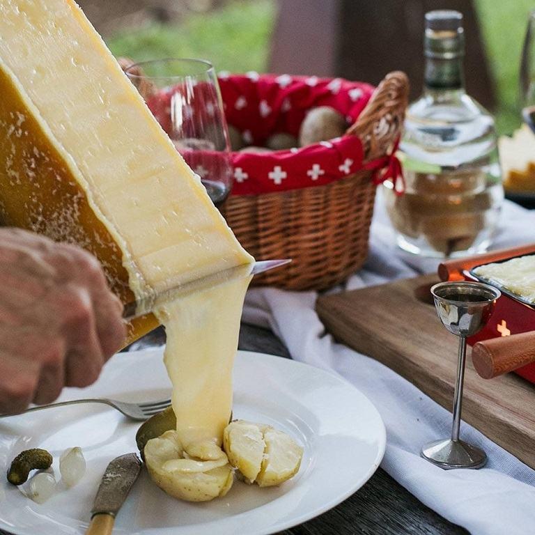 Các món ăn ngon ở Thụy Sĩ