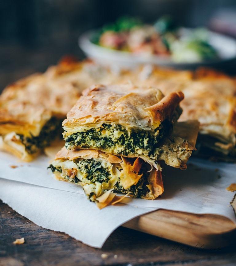 Đến Hy Lạp ăn gì ngon? Spanakopita