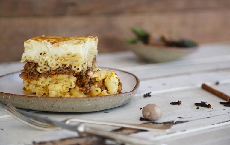 Đến Hy Lạp ăn gì ngon? Pastitsio