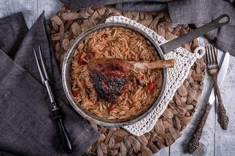 Đến Hy Lạp ăn gì ngon? Youvetsi