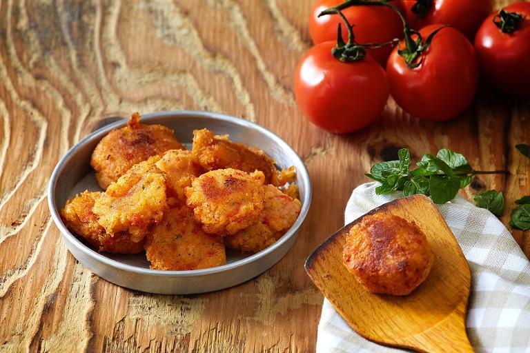 Đến Hy Lạp ăn gì ngon? Tomato Keftedes
