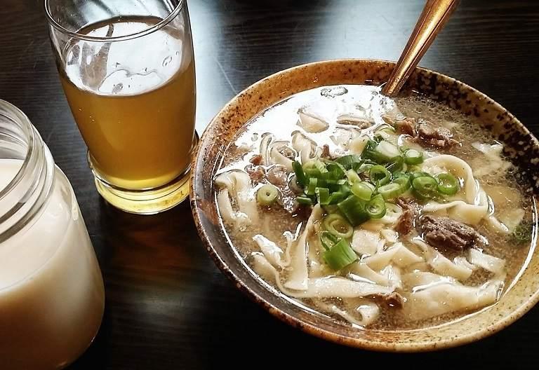 Đến Mông Cổ nên ăn gì