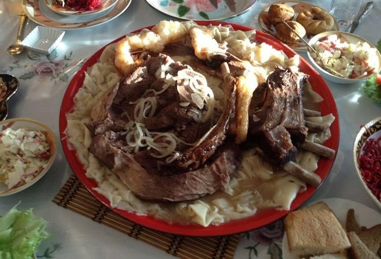 Chanasan Makh - món ăn sáng được ưa chuộng nhất tại Mông Cổ