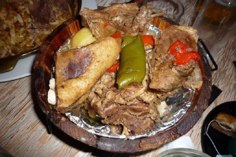 Món ăn từ thịt ngựa