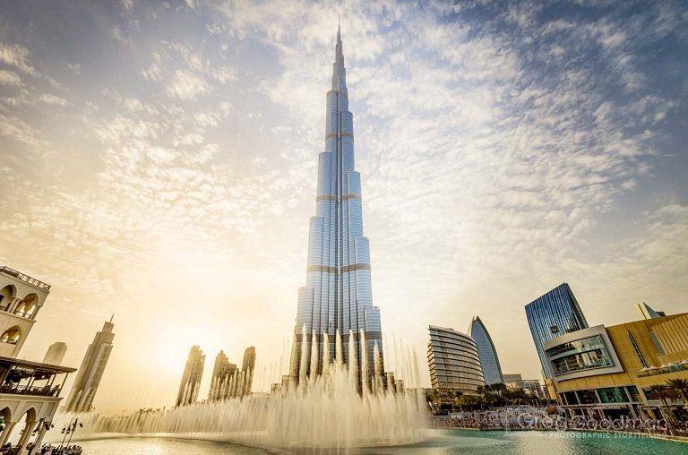 Địa điểm check in tại Các Tiểu vương quốc Ả Rập Thống Nhất
