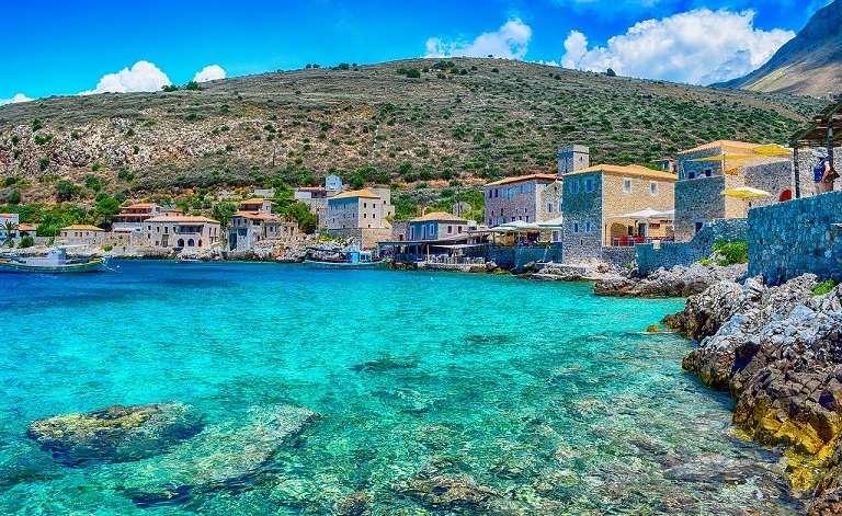 Peloponnese - địa điểm du lịch tại Hy Lạp