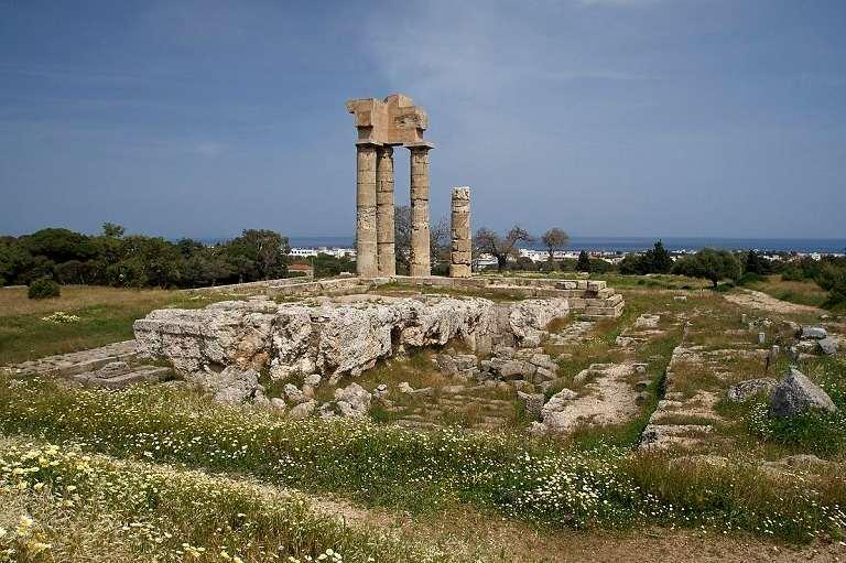 Đảo Rhodes