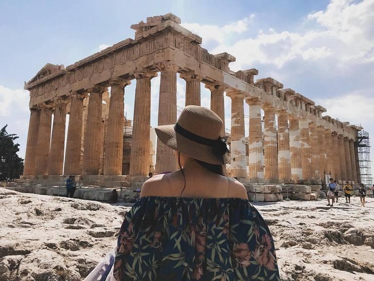 địa điểm du lịch tại Hy Lạp