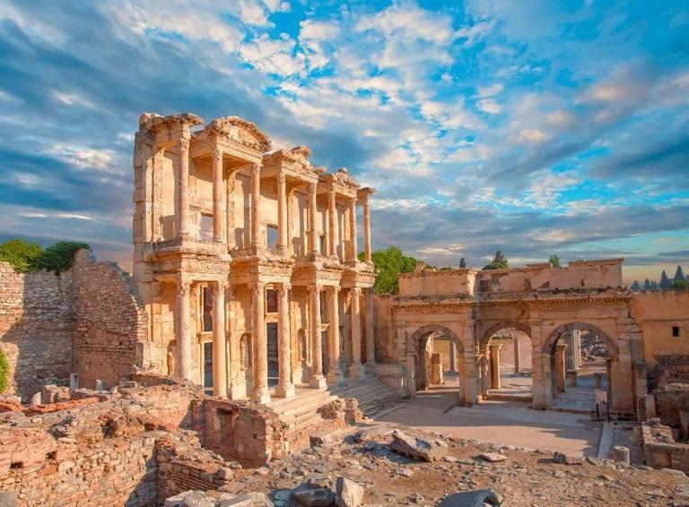 Địa điểm du lịch Thổ Nhĩ Kỳ