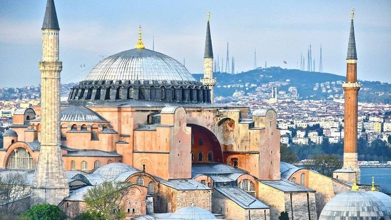 Nhà thờ Aya Sofya