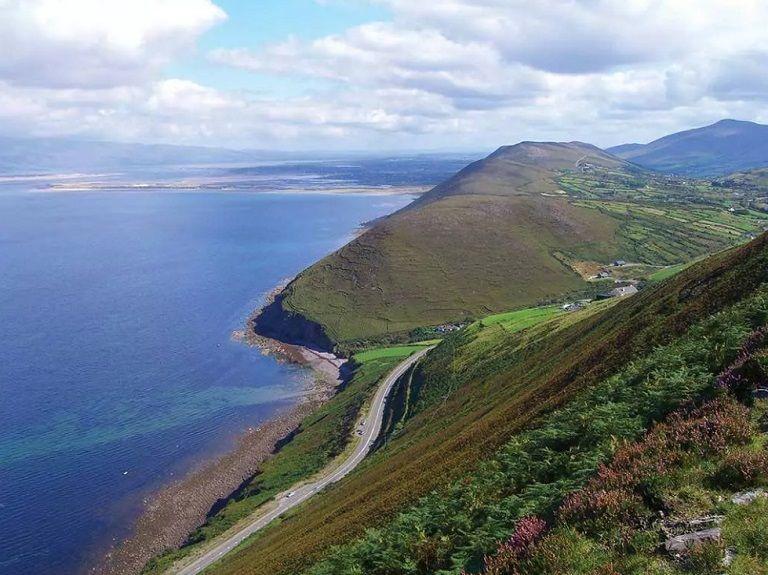 Kinh nghiệm du lịch Ireland - Vành đai Kerry