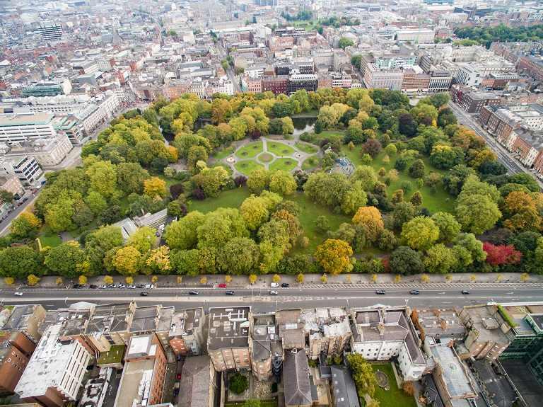Công viên St. Stephen's Green