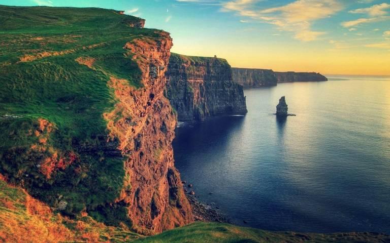 Kinh nghiệm du lịch Ireland - Vách đá Moher