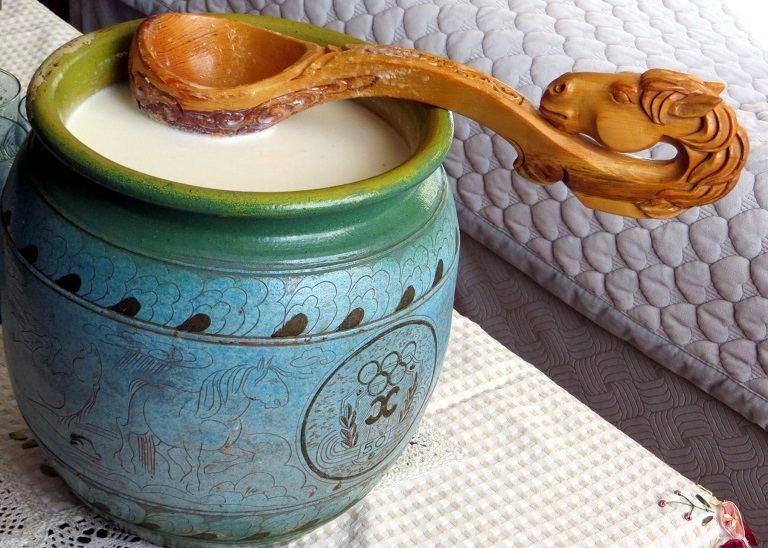 Airag - món rượu sữa ngựa lừng danh của Mông Cổ