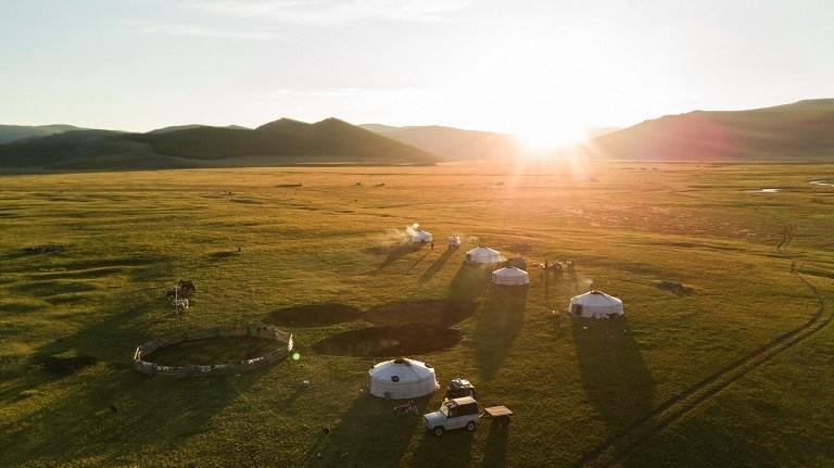 Kinh nghiệm du lịch Mông Cổ