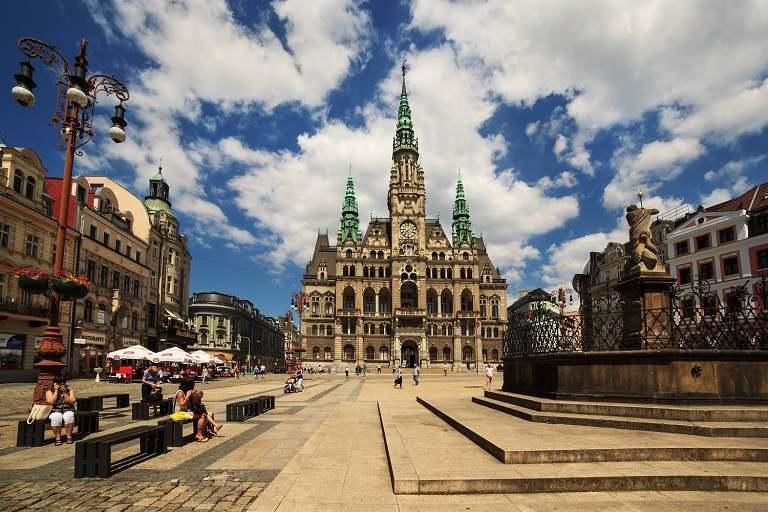 kinh nghiệm du lịch Séc