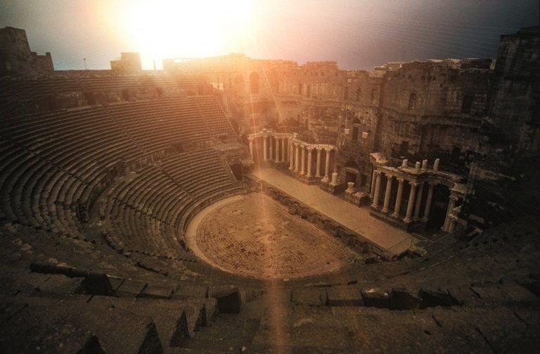 Kinh nghiệm du lịch Thổ Nhĩ Kỳ - Nhà hát La Mã Aspendos