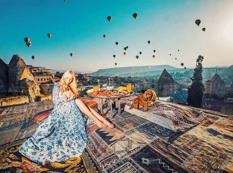 Kinh nghiệm du lịch Thổ Nhĩ Kỳ