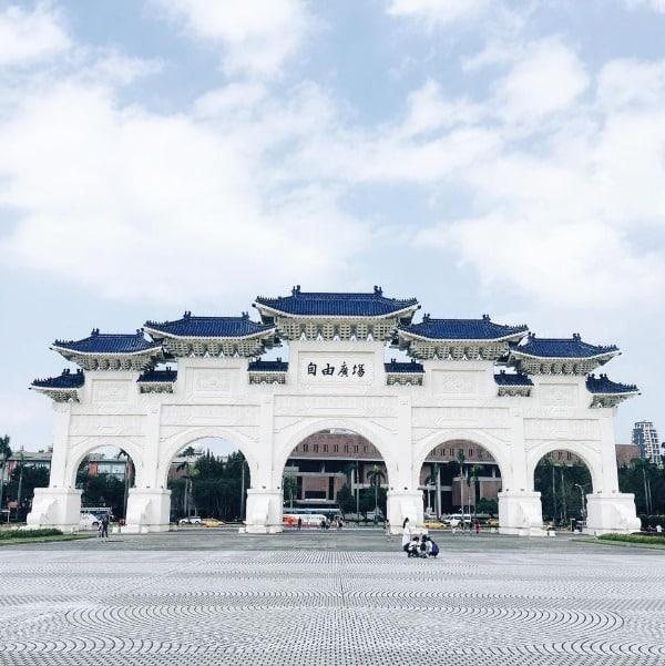 Du lịch Đài Loan 1