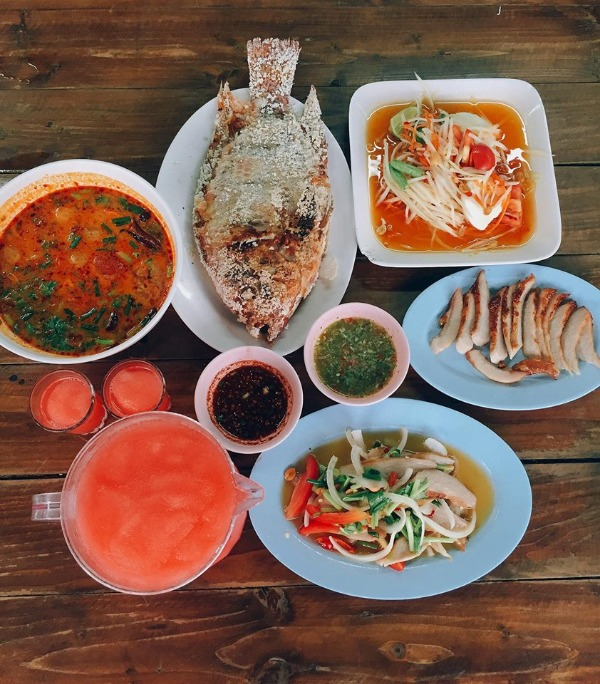 Kinh nghiệm du lịch Thái Lan 10