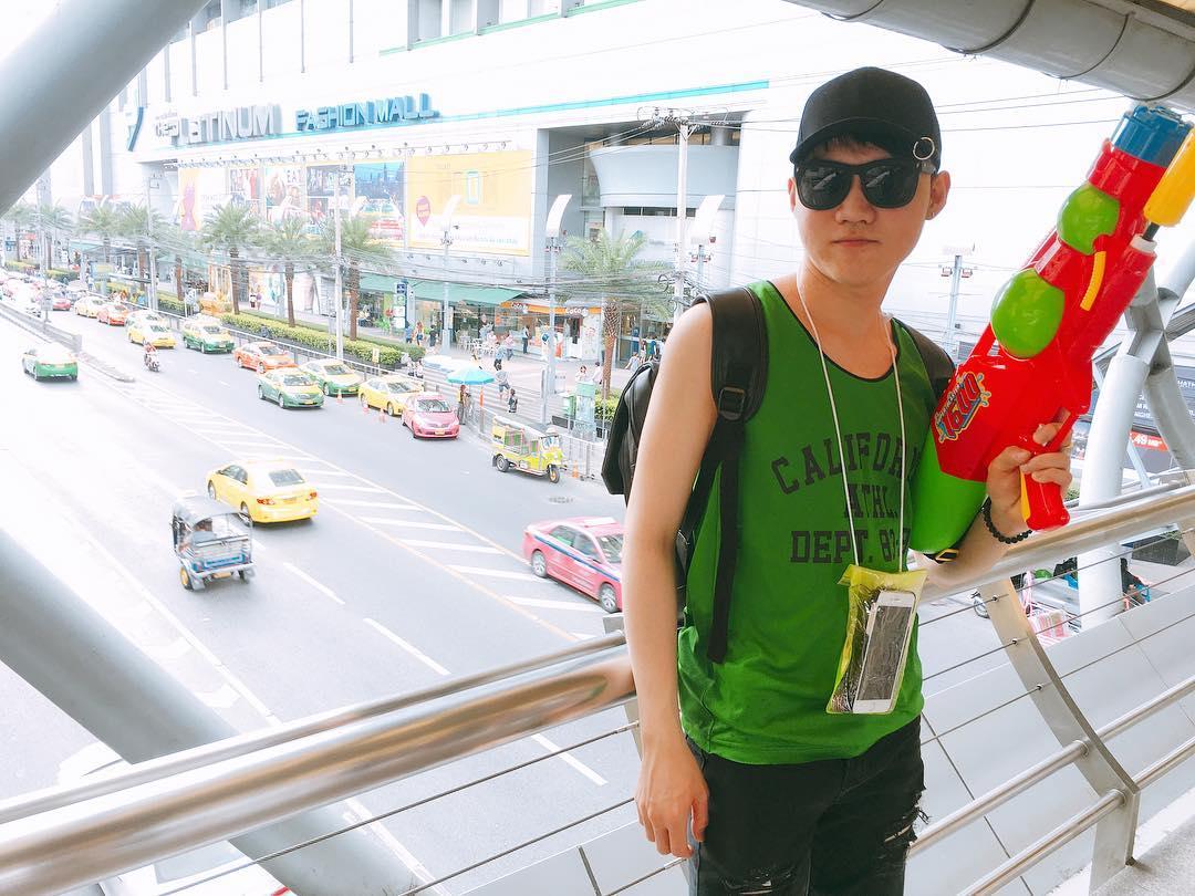 kinh nghiệm du lịch Bangkok 10