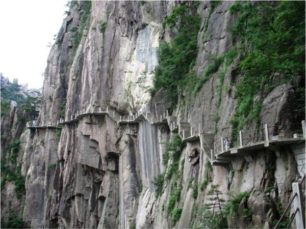 leo núi Hoa Sơn 3