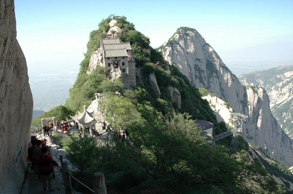 leo núi Hoa Sơn 4