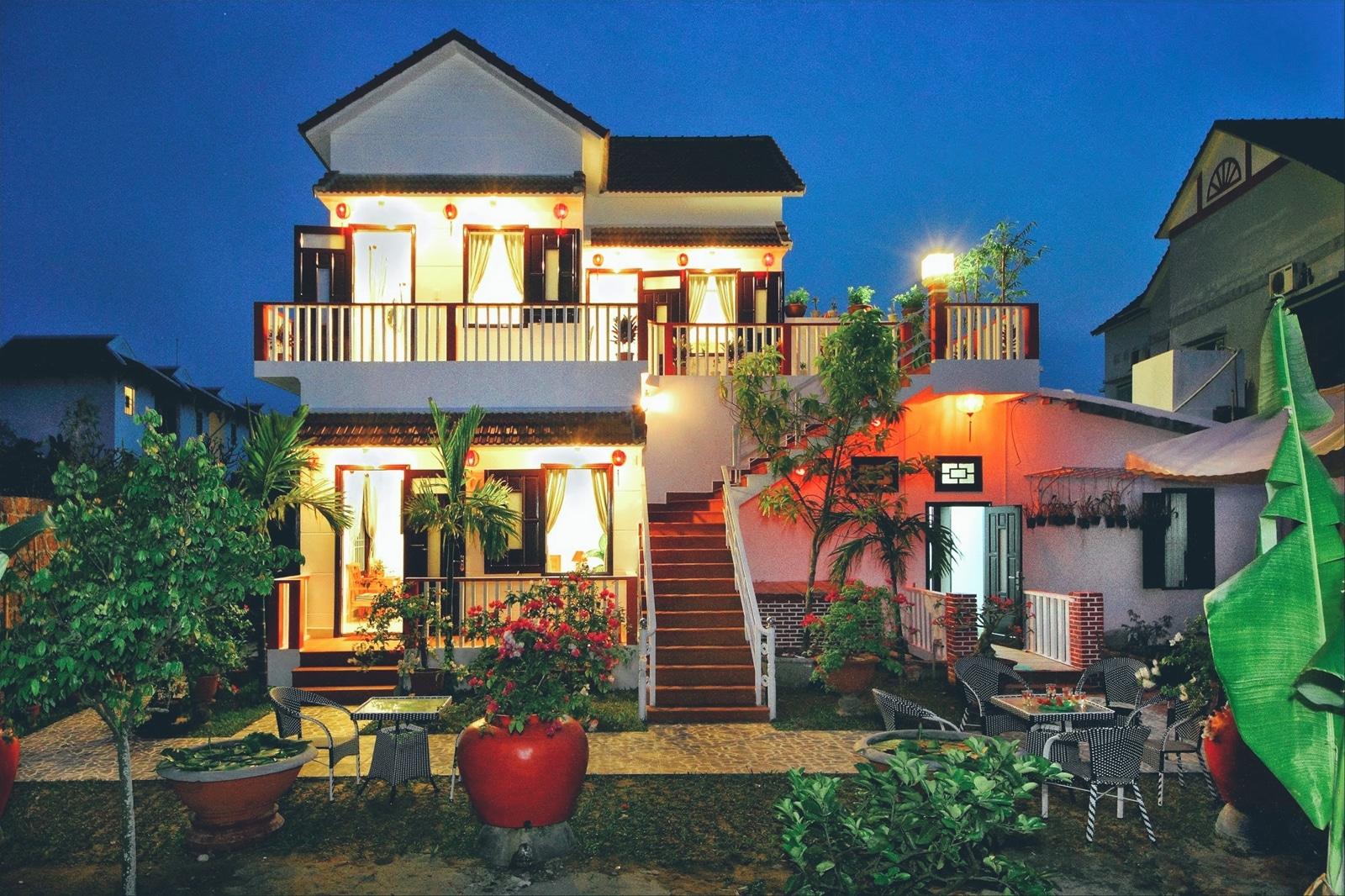 villa ở Hội An 1