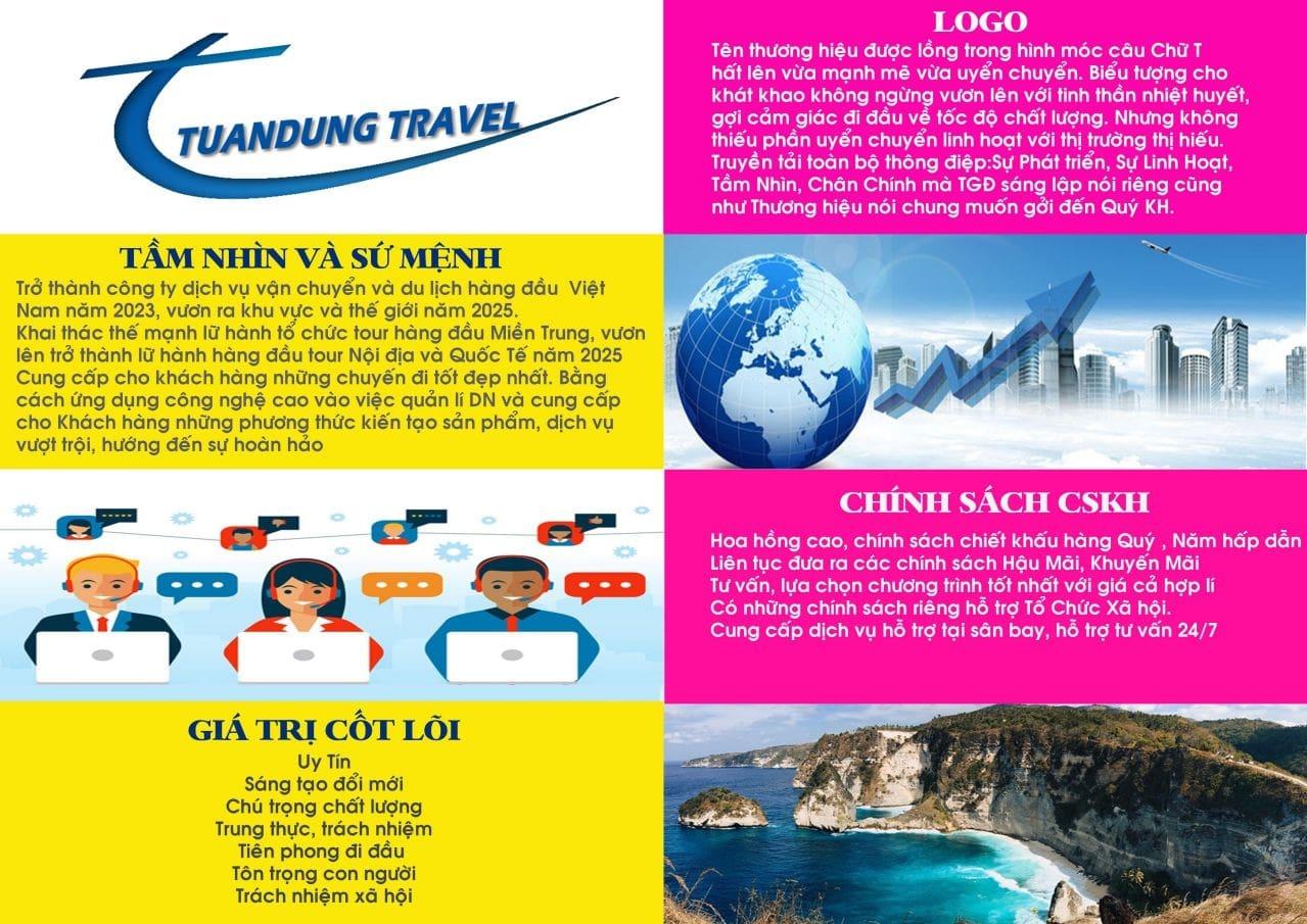 Công ty du lịch Đà Nẵng 3