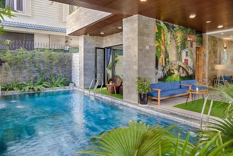 homestay Đà Nẵng có hồ bơi 1