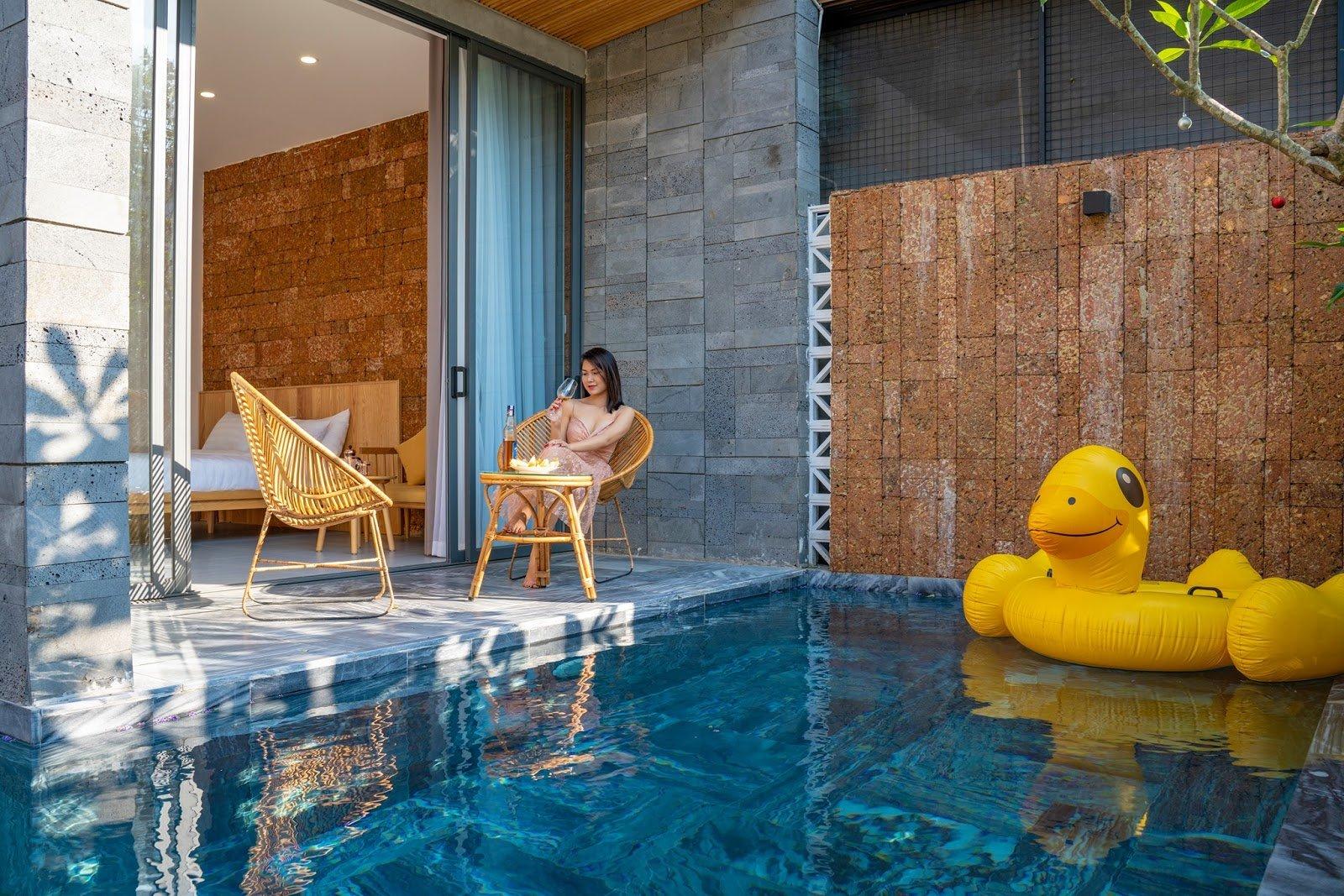 Homestay Đà Nẵng Có Hồ Bơi 14