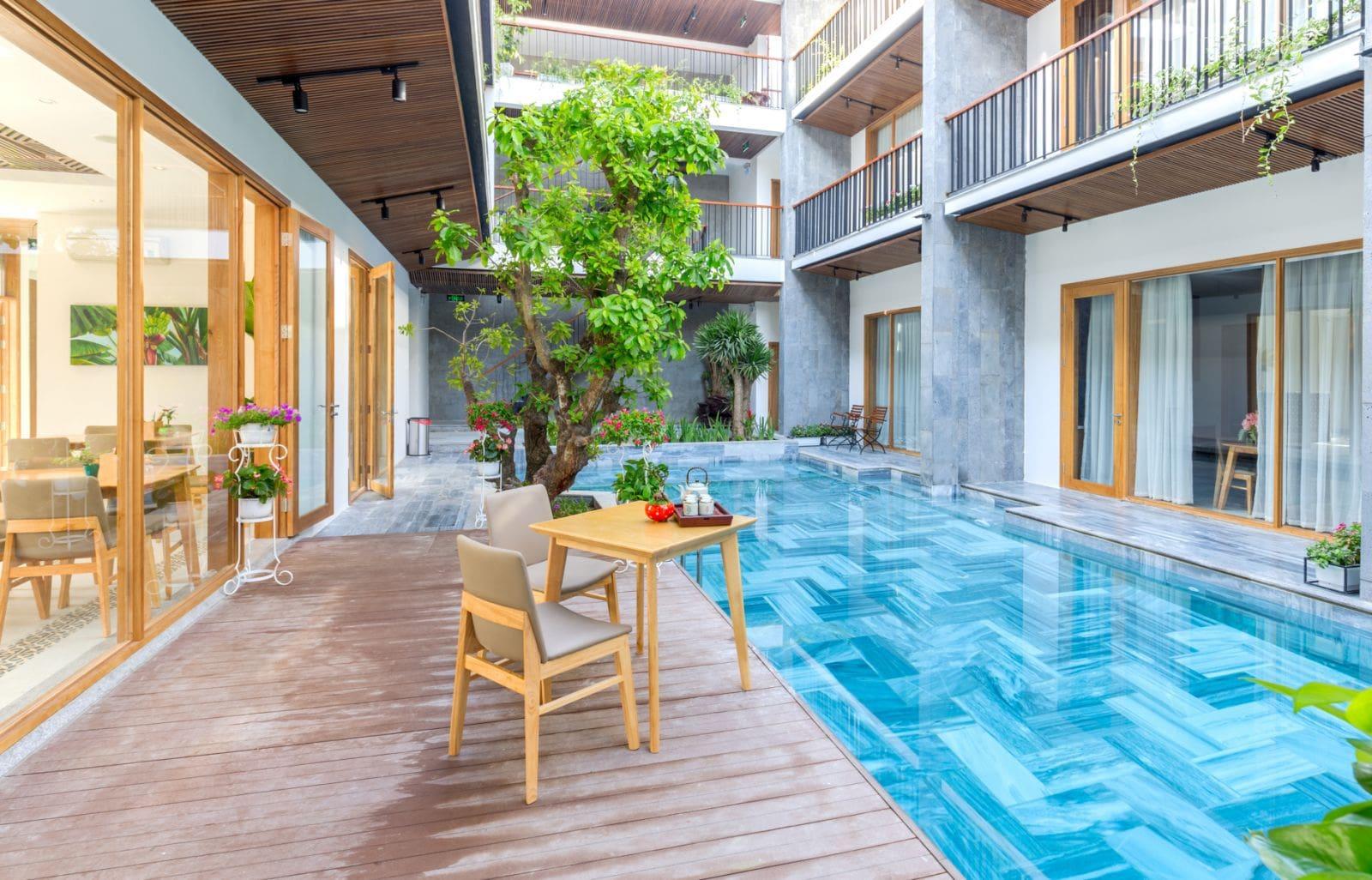 Homestay Đà Nẵng Có Hồ Bơi 7