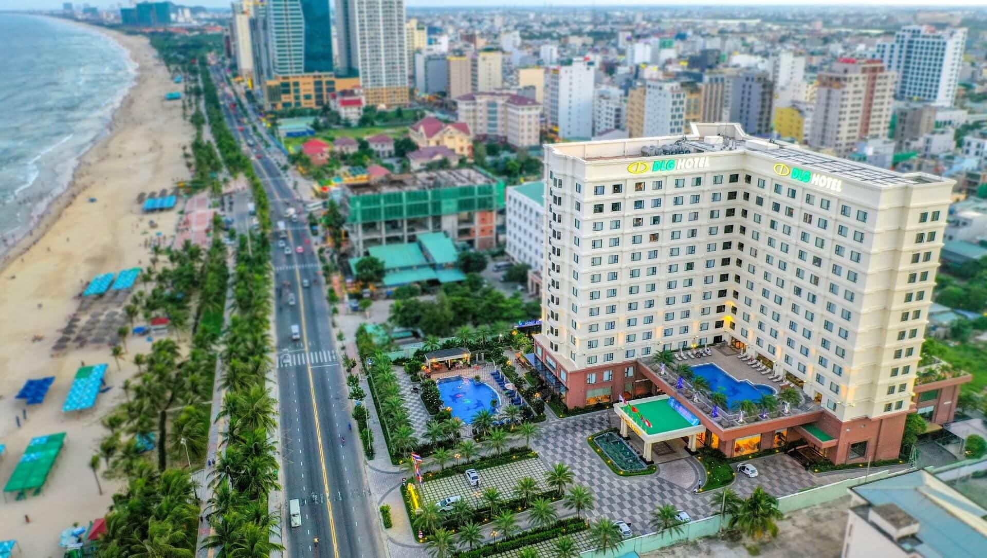 Khách sạn Đà Nẵng gần biển Mỹ Khê 13
