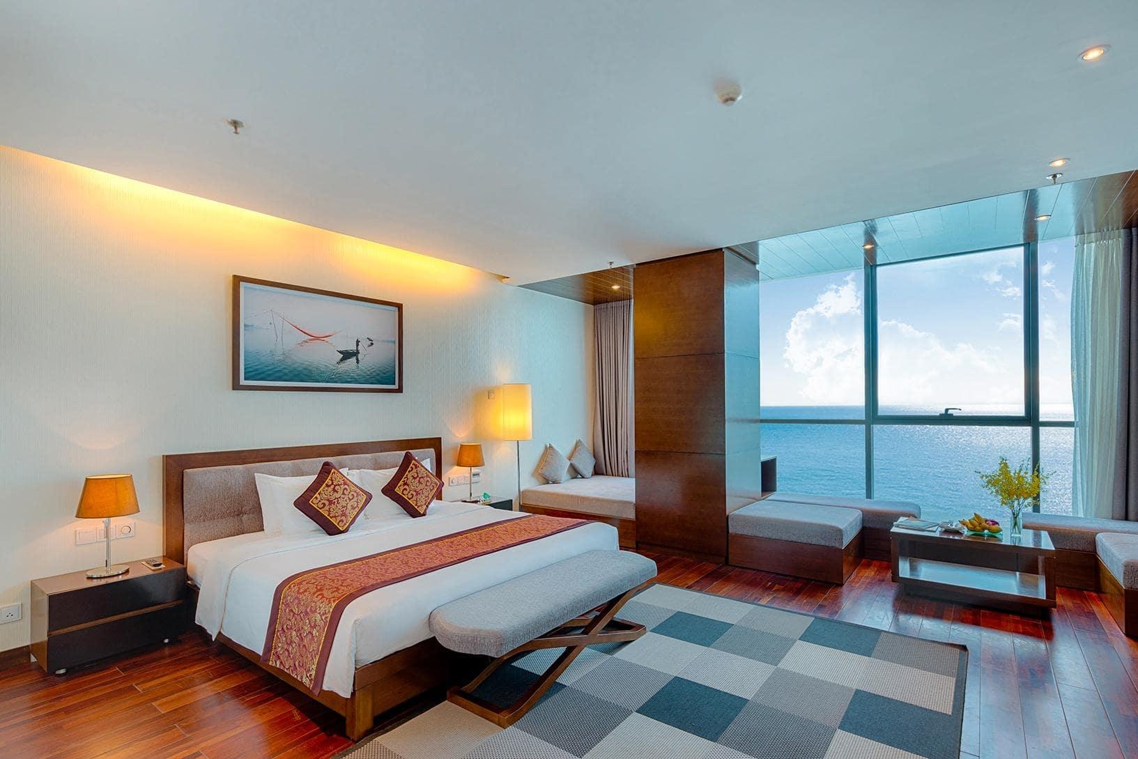 Khách sạn Đà Nẵng gần biển Mỹ Khê 6