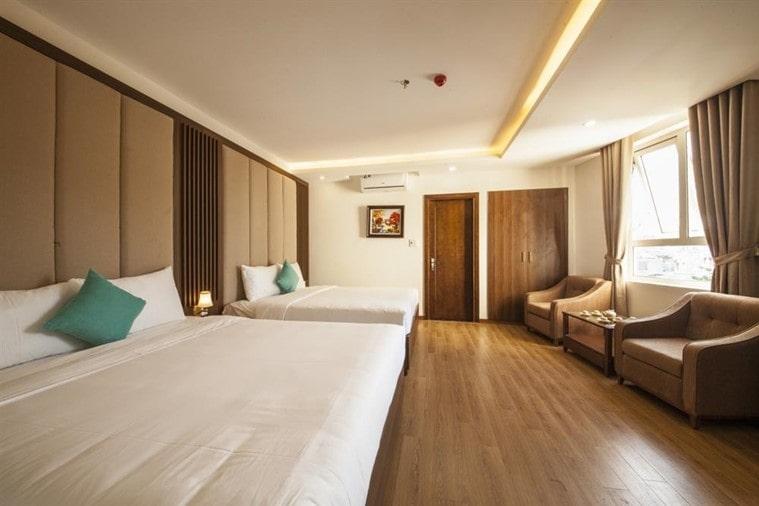Khách sạn gần trung tâm Đà Nẵng 13